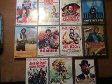 Bud Spencer [ 11 DVD ] Charleston Banana Joe  Bomber Ganovenschreck Gott mit uns