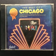 CHICAGO - THE BEST OF CHICAGO - CD 1989