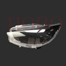 1xFor Mazda CX-5 cx5 2013-16 LEFT Drive Headlight Transparent Cover Hardening Pc
