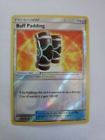 4x Buff Padding Team Up 136//181 Uncommon NM-Mint Pokemon SM09