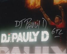 DJ Pauly D (Jersey Shore) signed 8x10 photo