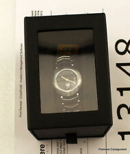 Rare Caterpillar Heavy Equip Stainless Water Resistant 50 MTRS Women's Watch NIB