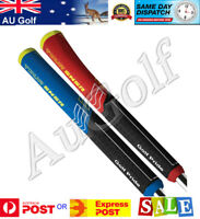 Golf Pride Tour SNSR Putter Grip - Red or Blue - AU Stock - Fast dispatch