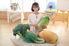 Creative Vegetable Plush Pillow Bolster Potato Doll Cushion Kids Toys Decor Home