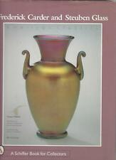 FREDERICK CARTER AND STEUBEN GLASS - AMERICAN CLASSICS
