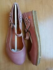 Art I Dance, Women's Ankle Strap Ballet Flat Shoes  SIZE: UK 8, EU 41