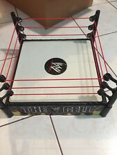 WWE The Cell Exclusive Ring Cage Playset Mattel Elite Toysrus Authentic PPV Ring