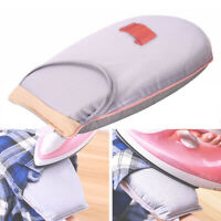 Hand-Held Mini  Ironing  Pad  Sleeve Ironing Board Holder Heat Resistant Glove