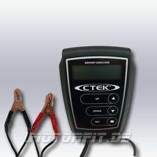 CTEK Battery Analyzer Batteria-Tester rapidamente per piombo acido, Gel Agm batterie