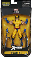 Marvel Legends ~ WOLVERINE (TIGER STRIPE) ACTION FIGURE ~ BAF Apocalypse