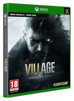Resident Evil Village uncut Series X S Upgrade (Xbox One)