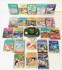 Console gamate con 22 giochi nuovi retrogames gamate 22 new games retroconsole