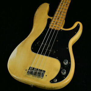 Fender Precision Bass Olympic White 1976