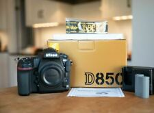Nikon D850 FX DSLR Digital Camera Body