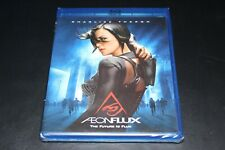 Aeon Flux (Blu-ray, 2006) New, Sealed! Charlize Theron
