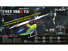 T-REX 150X TA Super Combo with Align A10 Transmitter