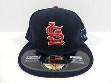 2013 St. Louis Cardinals Navy Post Season 59FIFTY Fitted Hat