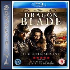 DRAGON BLADE -  John Cusack, Adrien Brody Jackie Chan *BRAND NEW BLURAY*