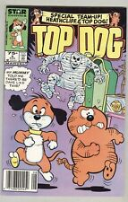Top Dog #9 August 1985 VF Mummy cover