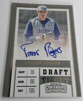 2017 Panini Contenders Draft Ticket Trevor Rogers AUTO Rookie RC Insert