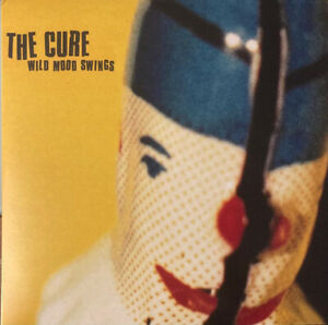 The Cure ‎– Wild Mood Swings yellow 2 lp