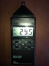 Sper Scientific Digital Sound Meter
