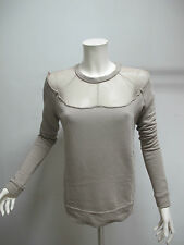 EUROPEAN CULTURE felpa donna art.45D0 col.BEIGE MEDIO tg.XL estate 2013