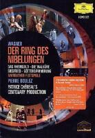 Der Ring Des Nibelungen: Bayreuther Festspiele (Boulez) DVD (2005) Pierre
