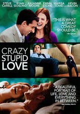 Crazy, Stupid, Love. (DVD, 2011) brand new