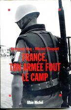 FRANCE, TON ARMEE FOUT LE CAMP - B. Coq - M. Floquet - 1994