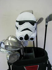 (1) NEW STAR WARS STORMTROOPER Golf PUTTER or HYBRID  Headcover Head Cover