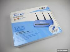 Airlive WN-5000R 802.11n Wireless Router + USB Dongle, WEP, WPA, WPA2, NEU