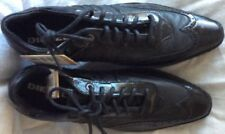 Diesel 100% Leather Lace-up Shoes for Men
