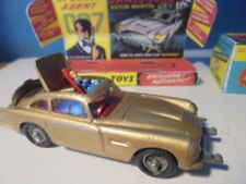 Corgi Toys Aston Martin DB5, 261, c1965, 007 James Bond,