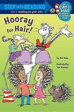 NEW   DR SEUSS EARLY READERS - HOORAY FOR HAIR Cat in the Hat