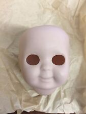 Doll Head Germany J.D.K 221 Ceramic Porcelain Blank Grn7