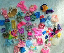 Vintage      Barbie Clothes        24-piece LOT        Dress Jacket Pants  ETC..