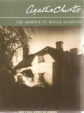 Agatha Christie - The Murder of Roger Ackroyd (2 Cass A/book 2001) Poirot *NEW*