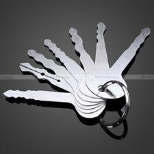 Tools jiggler car open key Locksmith lock pick unlock kit lockpicking crochetage