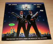 Laserdisc Film - Men in Black - Will Smith - Laserdisk Englisch Neu OVP