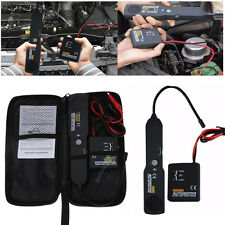 Automotive Cable Wire Short and Open Finder Car Repair Tool Tester Tracer Black