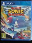 Team Sonic Racing Sony PS4 Game 3+ Years