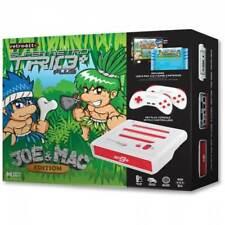 Super Retro Trio Plus Joe & Mac Limited Edition Bundle HDMI SR3+ Retrobit