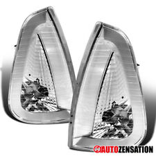 2006-2010 Dodge Charger Chrome Clear Parking Corner Turn Signal Lights Lamps New