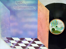 TRAFFIC - The Low Spark of High Heeled Boys LP (RARE German Import w/Hex Cover)