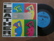"""The Leather Nun – Lost And Found / Someone Special Like You - UK 7"""" 1987"""