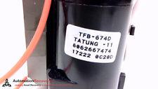 TATUNG TFB-674D Ï»¿FLYBACK TRANSFORMER,, NEW* #212286