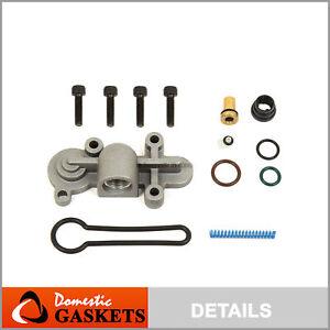 Fuel Regulator Blue Spring Upgrade Kit 03 10 Ford 6.0L Powerstroke Diesel Turbo