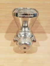 KitchenAid KGM All Metal Grain Mill Attachment - Silver