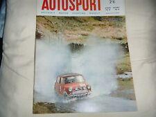 1967 può sono speciali Chaparral 2 G Honker 2 McLaren M6A autodynamics Stardust GP